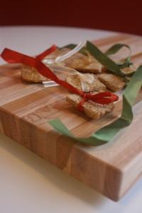 Apple Wassail - toast