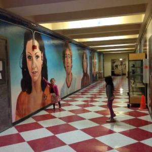 Running the halls
