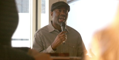 "Byron Hurt, Director ""Soul Food Junkies"""